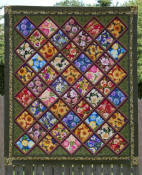 Terry's Flower Bed Quilt